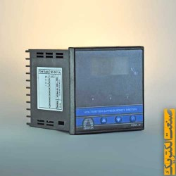 ولت متر-فرکانس متر آدنیس