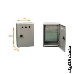 35*25 جعبه فلزی روکار