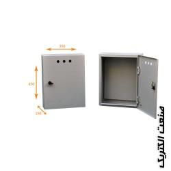 45*35 جعبه فلزی روکار